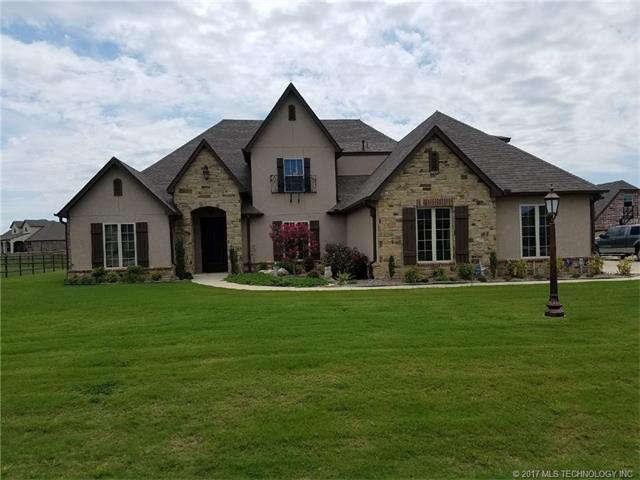 Single Family for Sale at 19122 E Redberry Road Owasso, Oklahoma 74055 United States
