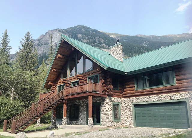 Single Family for Sale at 35a Ken Dan Lane McLeod, Montana 59052 United States