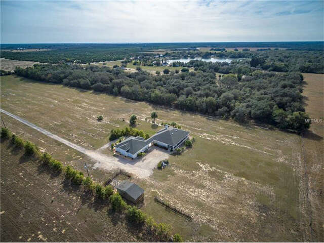 Single Family for Sale at 866 SAINT ANNE SHRINE ROAD Lake Wales, Florida 33898 United States