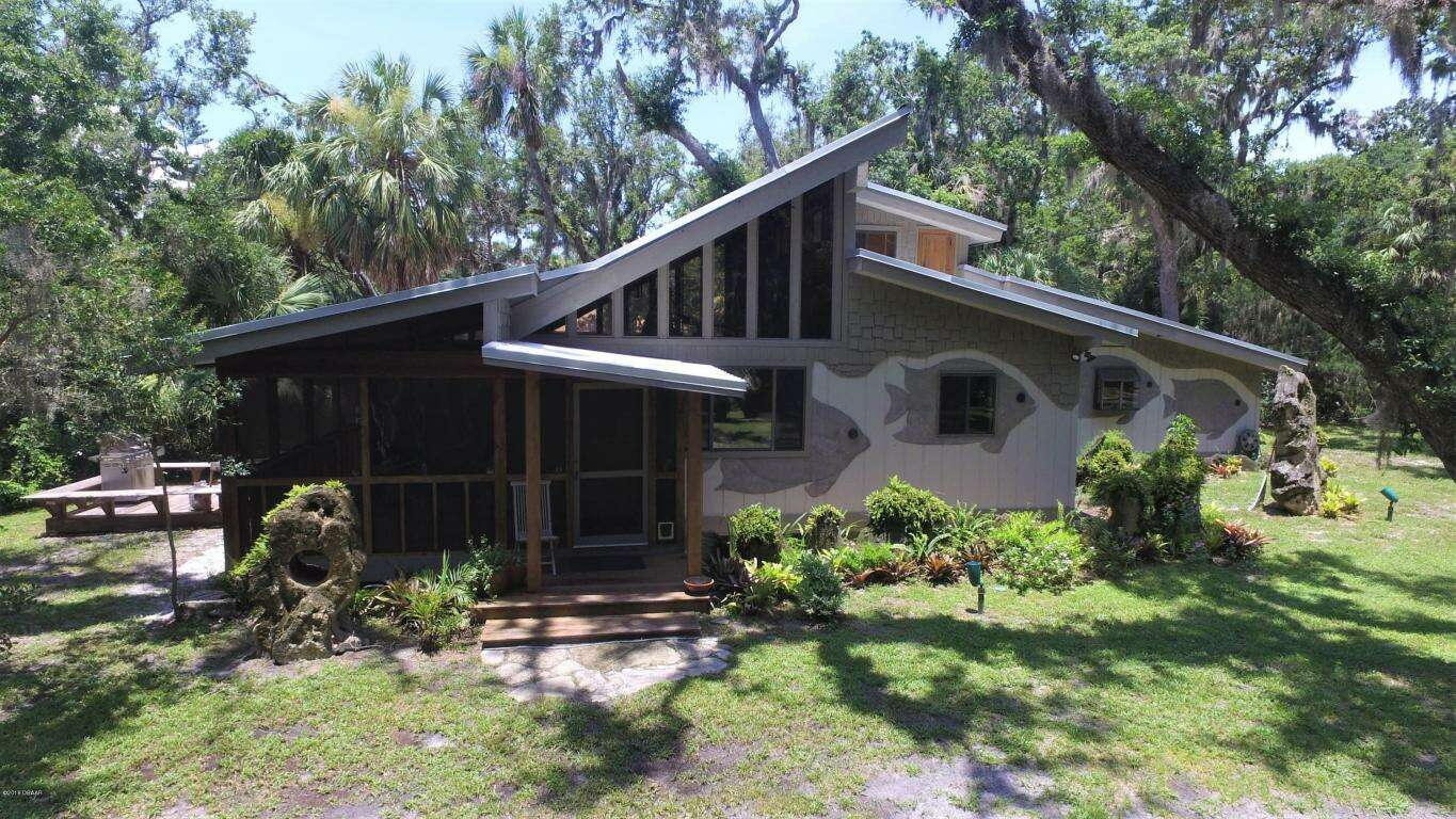 Single Family for Sale at 5928 N Ocean Shore Boulevard Palm Coast, Florida 32137 United States