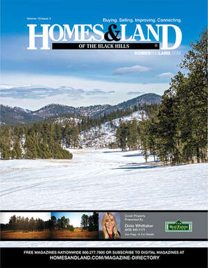 Homes & Land of The Black Hills