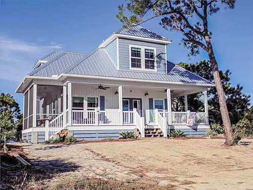 Single Family for Sale at 129 Mccosh Mill Rd Cape San Blas, Florida 32456 United States