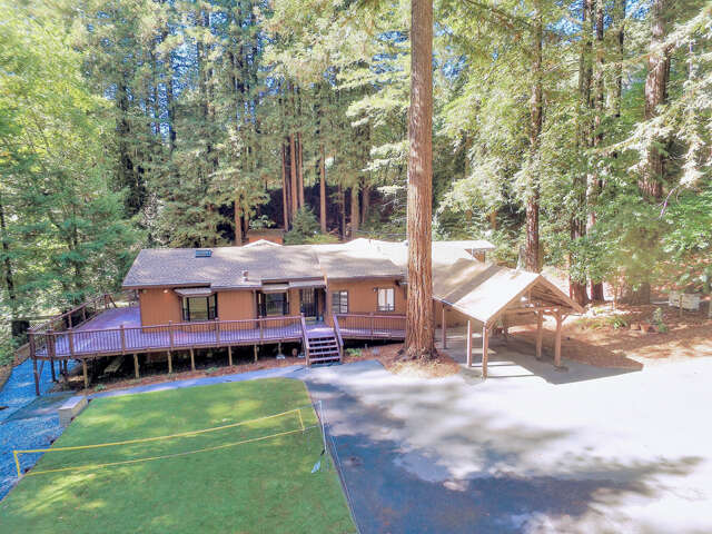 Featured Property in BOULDER CREEK, CA, 95006