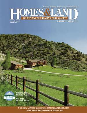 HOMES & LAND Magazine Cover. Vol. 30, Issue 10, Page 13.