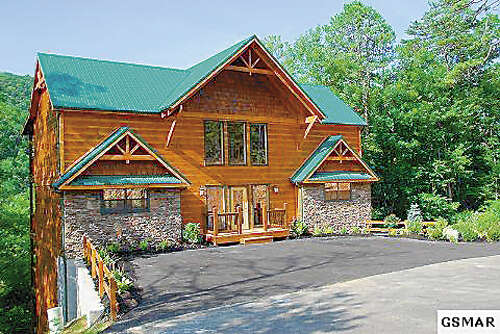 Single Family for Sale at 1373 Parkview Vista Way Pigeon Forge, Tennessee 37862 United States