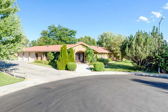 Single Family for Sale at 1616 Belarra Minden, Nevada 89423 United States