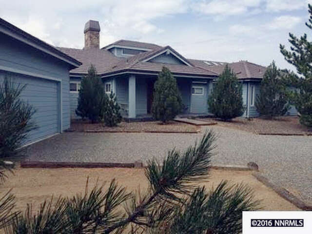 Single Family for Sale at 1344 View Pointe Gardnerville, Nevada 89410 United States