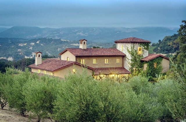 Single Family for Sale at 7755 Sonoma Mountain Road Glen Ellen, California 95442 United States