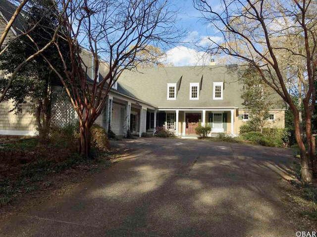 Single Family for Sale at 1057 Creek Road Kitty Hawk, North Carolina 27949 United States