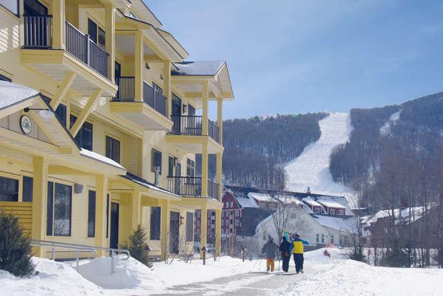 Condominium for Sale at 107 Gadd Brook Warren, Vermont 05674 United States