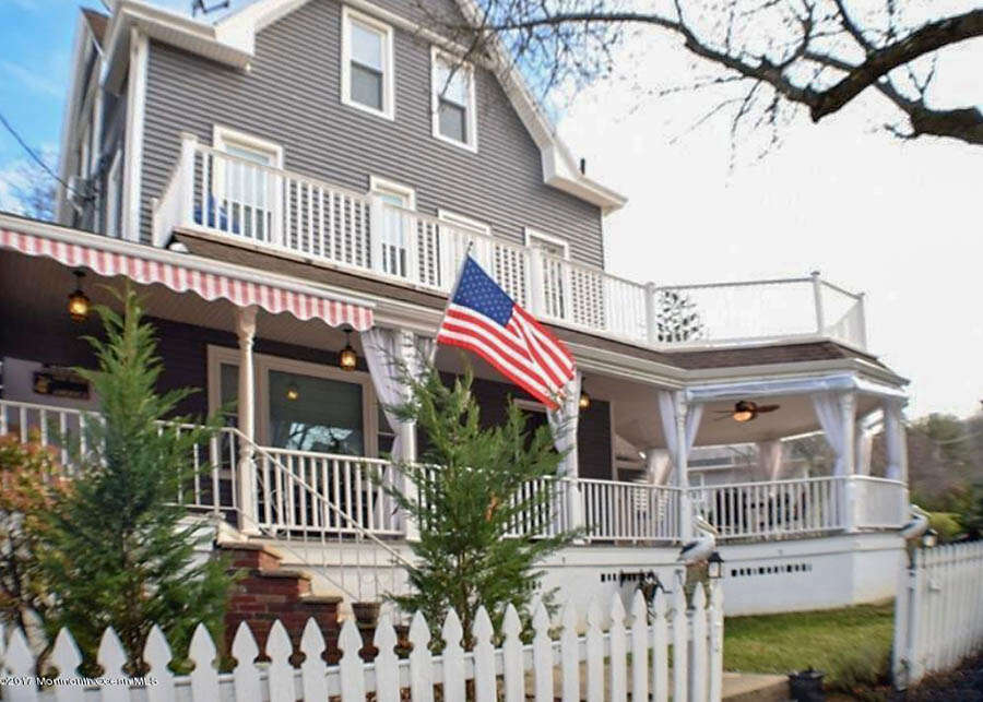 Single Family for Sale at 74 Ocean Blvd Atlantic Highlands, New Jersey 07716 United States