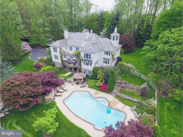 Single Family for Sale at 6450 Old Carversville Road New Hope, Pennsylvania 18938 United States