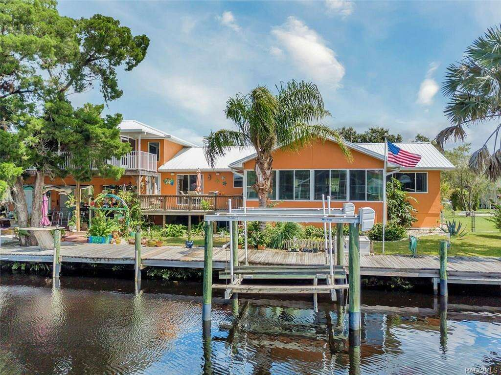 Single Family for Sale at 10272 Blue Springs Court Homosassa, Florida 34448 United States