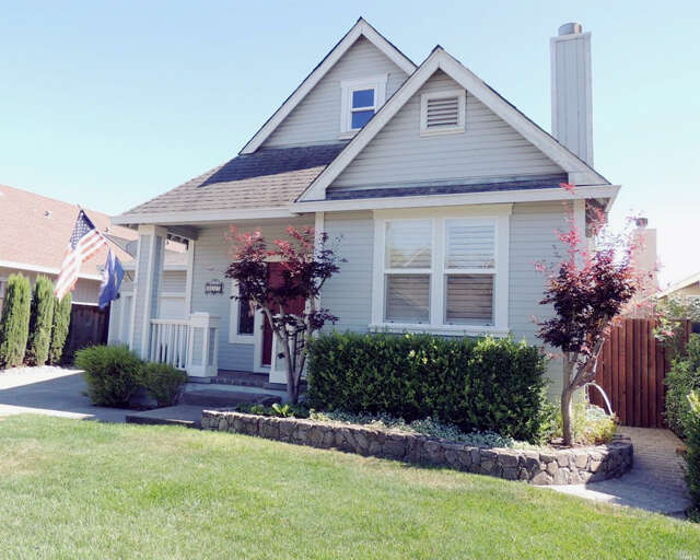 Single Family for Sale at 135 Cooper Street Sonoma, California 95476 United States