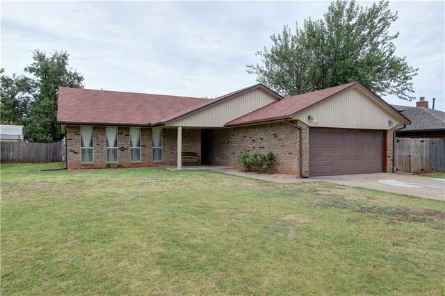 Real Estate for Sale, ListingId:46715315, location: 1102 W Neptune Road Edmond 73003