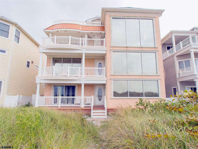 Single Family for Sale at 214 15th St N Street Brigantine, New Jersey 08203 United States