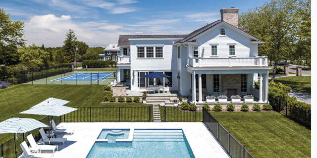 Single Family for Sale at 7 Bayfield Lane Westhampton Beach, New York 11978 United States