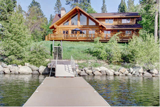 Resort / Waterfront for Sale at 184 Shadows Tr Donnelly, Idaho 83615 United States