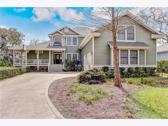 Single Family for Sale at 96295 Piney Island Drive Fernandina Beach, Florida 32034 United States