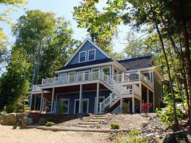 Single Family for Sale at 70 Seminole Avenue New Hampton, New Hampshire 03256 United States