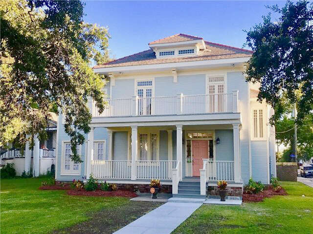 Single Family for Sale at 5024 S Claiborne Avenue New Orleans, Louisiana 70125 United States
