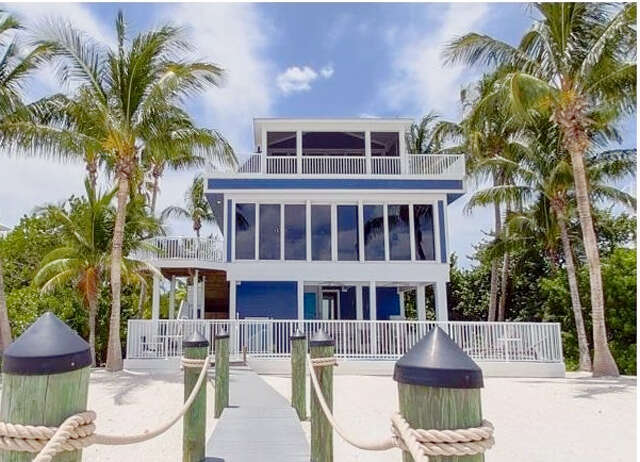 Single Family for Sale at 155 Kingfisher Dr Captiva, Florida 33924 United States