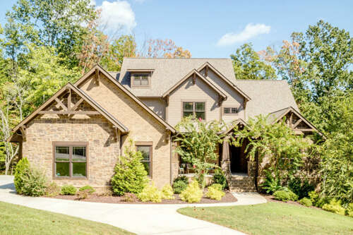 Single Family for Sale at 2084 Horizons Dr Ooltewah, Tennessee 37363 United States