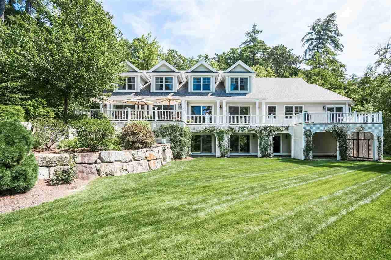 Single Family for Sale at 108 Pine Needle Lane Moultonborough, New Hampshire 03254 United States