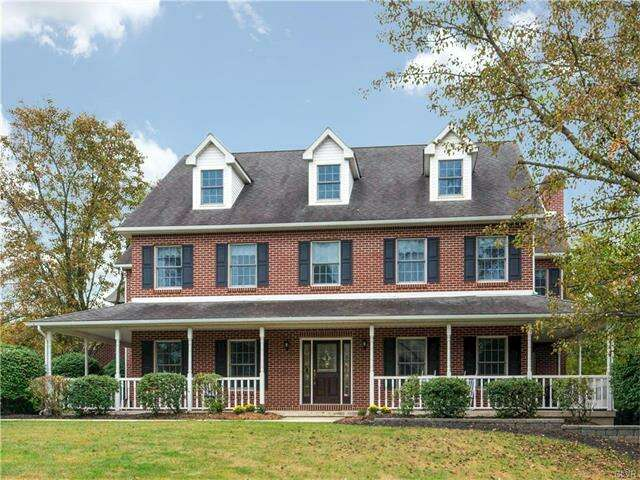 Single Family for Sale at 4193 Kennedy Court Bethlehem, Pennsylvania 18020 United States