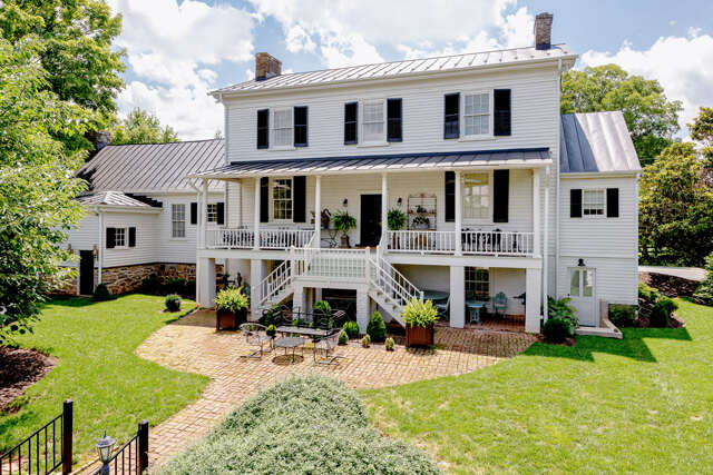 Single Family for Sale at 210 Milton Road Charlottesville, Virginia 22902 United States