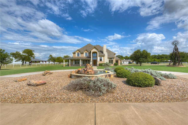Single Family for Sale at 9255 Fort Worth Drive Argyle, Texas 76226 United States