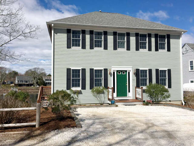 Single Family for Sale at 163 Edgewater West Drive East Falmouth, Massachusetts 02536 United States