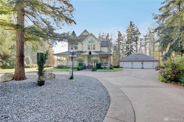 Single Family for Sale at 32903 71st Ave Ct E Eatonville, Washington 98328 United States