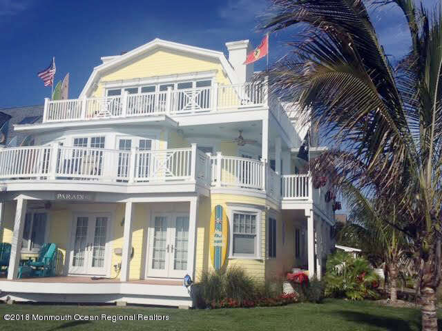 Single Family for Sale at 2000 Ocean Avenue Belmar, New Jersey 07719 United States