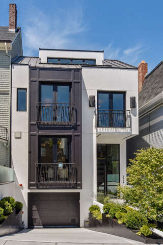 Single Family for Sale at 2528 Union St San Francisco, California 94123 United States