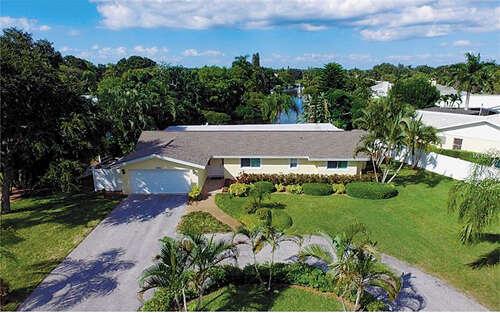 Single Family for Sale at 109 65th Street Court NW Bradenton, Florida 34209 United States