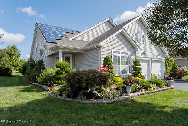 Single Family for Sale at 501 Bennington Lane Lakewood, New Jersey 08701 United States