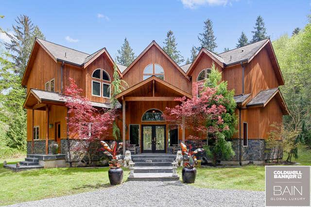Single Family for Sale at 7835 NE Lovgreen Rd Bainbridge Island, Washington 98110 United States