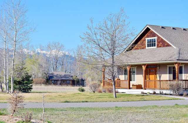 Single Family for Sale at 581 N Low Bench Road Gallatin Gateway, Montana 59730 United States