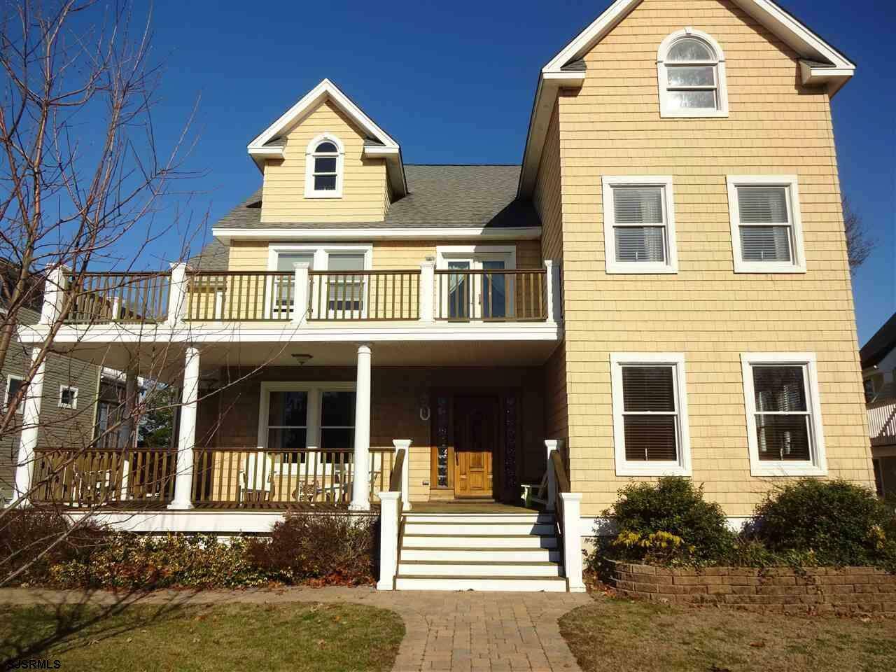 Single Family for Sale at 23 Broadway Somers Point, New Jersey 08244 United States