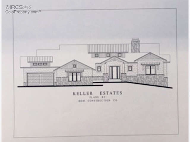 Single Family for Sale at 17810 Keller Dr Berthoud, Colorado 80513 United States