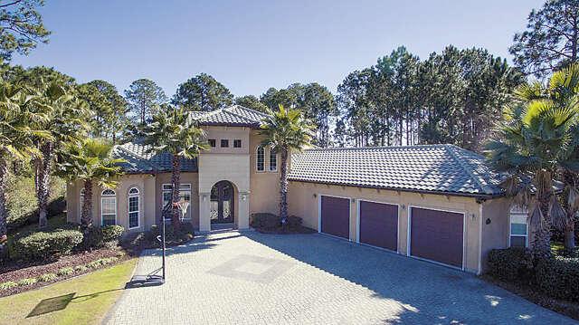 Single Family for Sale at 103 Tuscany Way Panama City Beach, Florida 32407 United States