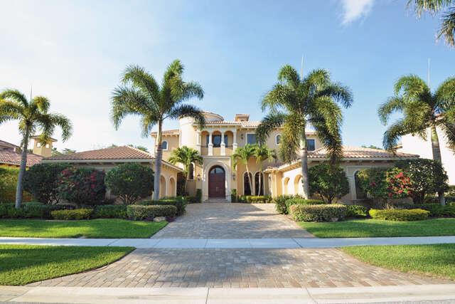Single Family for Sale at 9439 Grand Estates Way Boca Raton, Florida 33496 United States