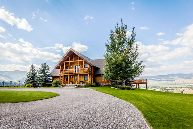 Single Family for Sale at 14661 Eagle Eye Way Gallatin Gateway, Montana 59730 United States