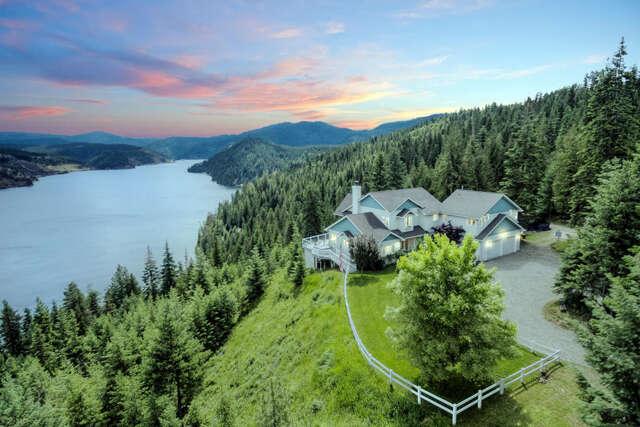 Single Family for Sale at 5370 E Lisa Rd Harrison, Idaho 83833 United States