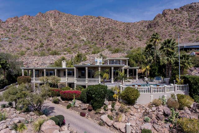 Single Family for Sale at 5626 E Wonderview Road Phoenix, Arizona 85018 United States