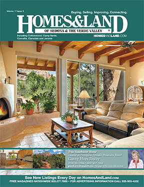 HOMES & LAND Magazine Cover. Vol. 17, Issue 05, Page 22.