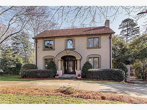 Single Family for Sale at 1619 Providence Road Charlotte, North Carolina 28207 United States