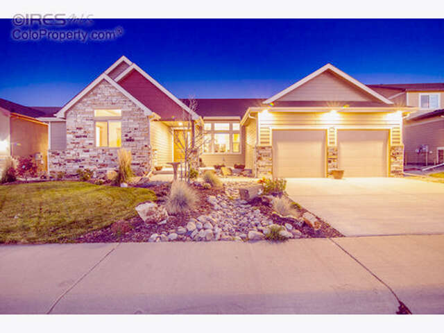 Single Family for Sale at 5682 Mid Pointe Dr Windsor, Colorado 80550 United States