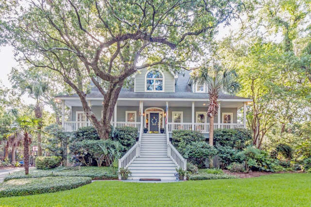Single Family for Sale at 203 Forest Trail Isle Of Palms, South Carolina 29451 United States